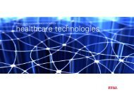 healthcare technologies - RTKL