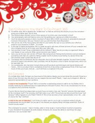 Top 10 Reasons You Want To Do Project 365 Kit Concept - Creating ...