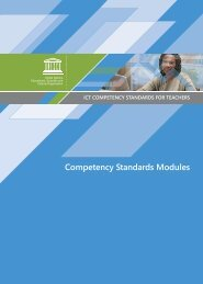 Competency Standards Modules - Communication and Information