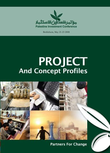 Projects Guide10.indd - Palestine Investment Promotion Agency