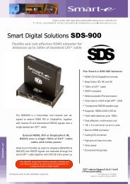 Smart Digital Solutions SDS-900 - prodyTel