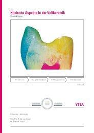 Klinische Aspekte in der Vollkeramik - Dental-Studio Selke