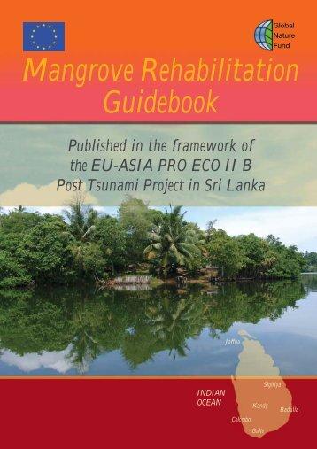 Mangrove Rehabilitation Guidebook (1.6 MB) - Global Nature Fund