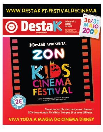 21-05-2009 (Lisboa) - Destak