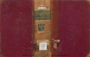 T - Biblioteca Nacional de Colombia