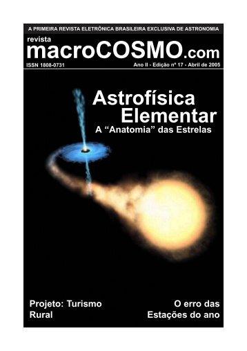 Revista macroCOSMO.com - Astronomia Amadora.net