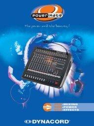 Layout PowerMate 2 8-Seiter deutsch.xqd - Dynacord