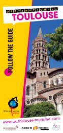 Short touristic guide about Toulouse - LAAS