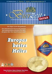 European Beer Star Award 2009 in Gold Europas bestes Helles ...