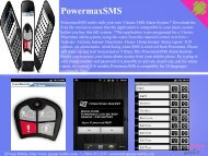 PowermaxSMS - Get Mobile game