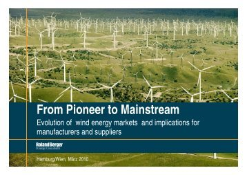 "Here you can download the study ""From Pioneer - Roland Berger"
