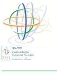 PISA 2009 - Evaluationsstelle für die deutsche Schule