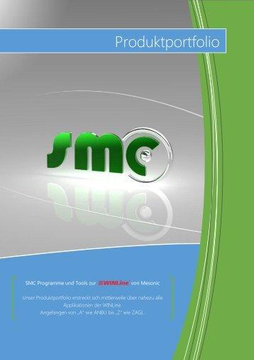 smc software gmbh - Produktportfolio