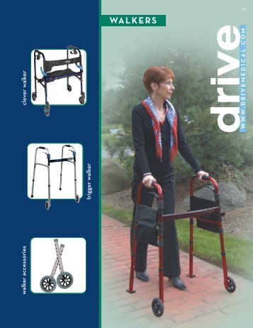 Walkers binder - Sure Medical Equipment