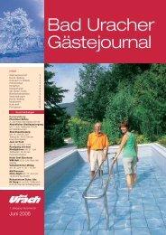 Juni 2006 (PDF) - Bad Urach