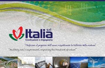 Scarica la nostra brochure - Italia srl