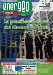 La preziosa alleanza dei Sindaci virtuosi - Distretto delle Energie ...