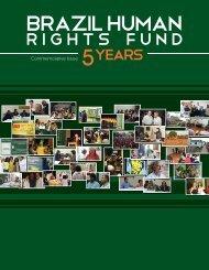 RIGHTS FUND - Fundo Brasil de Direitos Humanos