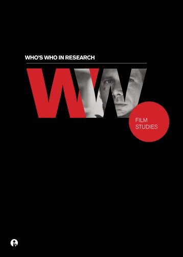 who's who in research FILM STUDIES - Intellect