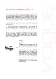 vogue eyewear - collezione donna autunno/inverno 2012-2013