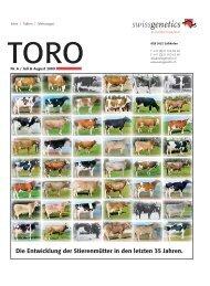 6. Ausgabe 2009 - Swissgenetics