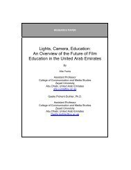 Lights, Camera, Education: An Overview of the Future of Film ...