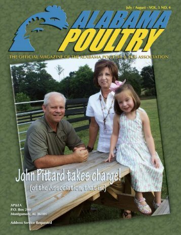 Sept/Oct 09 Alabama Poultry Magazine