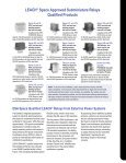 LEACH Space Application Relays - Esterline - Page 3