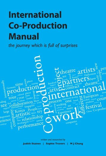 International Co-Production Manual - ACPCultures