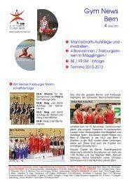 Gym_News_4_Dezember 2009.pdf - Kunstturnen Kanton Bern