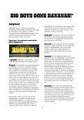 Download Bananas Press Kit (PDF) - Something To Talk About - Page 4