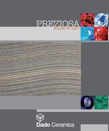 Scarica il Catalogo in PDF - Dado Ceramica