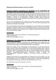 Sitzungsbericht 29.06.2012 - Landkreis Neu-Ulm