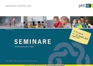 Seminarprogramm PDF zum Download - Pädagogische Hochschule ...