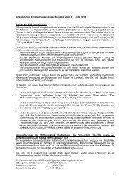 Sitzungsbericht vom 11.07.2012 - Landkreis Neu-Ulm