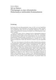 Meier Stefan - Stil im Diskurs.pdf - Medienkommunikation