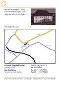 Flyer Praxis Alter Pfarrhof - Praxis im Alten Pfarrhof - Seite 4
