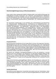 VPLetter 07 - Fachgebiet Verkehrswesen und Verkehrsplanung