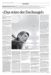SCHWEIZ - Karin Keller-Sutter