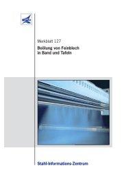 Download als PDF (294 KB) - Stahl-Informations-Zentrum