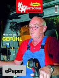 nvestm - Kran- und Hebetechnik Fachzeitschrift
