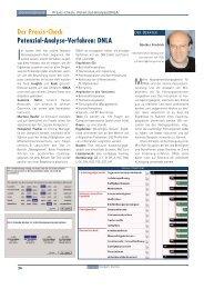 Der Praxis-Check Potenzial-Analyse-Verfahren ... - Astrath & Wecke