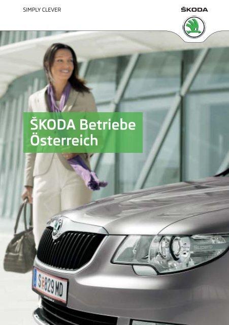 ŠKODA Betriebe Österreich - Skoda