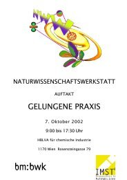 GELUNGENE PRAXIS - PhysicsNet