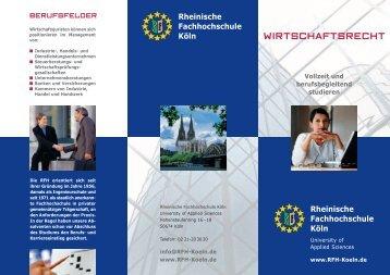 WIRTSCHAFTSRECHT - WiWi-Online