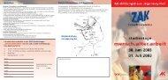 Workshops Nähere Informationen und Anmeldung - Demotrans