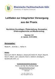 Leitfaden als PDF-Datei - BKK-Landesverband NORDWEST