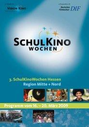 Filmprogramm der Spielwoche 2 - Medienzentrum Frankenberg