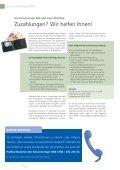 perspektive - Die Schwenninger Krankenkasse - Seite 6