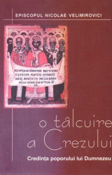 Sf. Nicolae Velimirovici – O talcuire la Crez